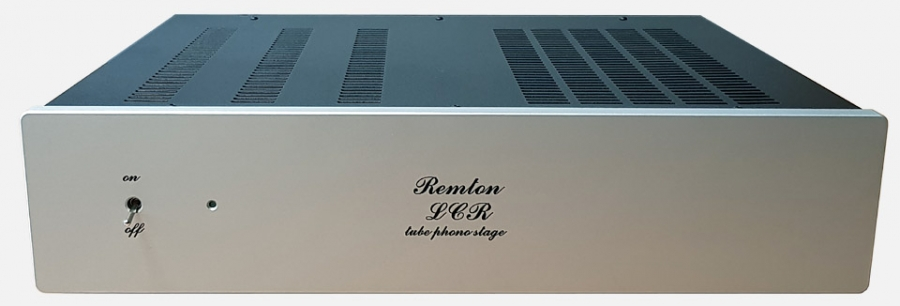 Remton LCR tube phono stage