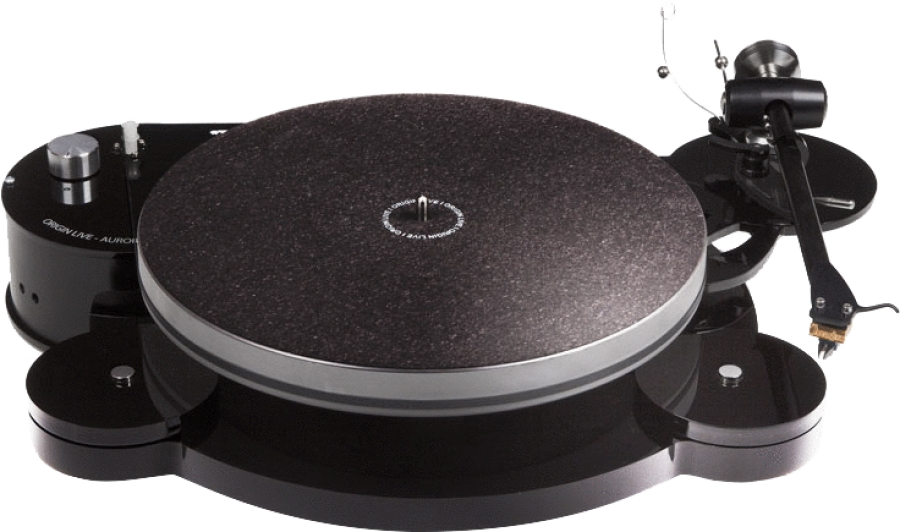 Aurora Turntable